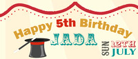 Jada's 5th Birthday