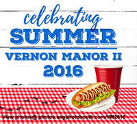 Vernon Manor II BBQ 2016