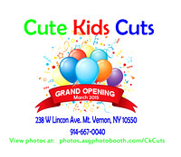 Cute Kids Cuts Grand Opening